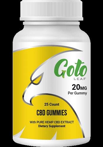 20mg CBD Gummies Hemp Extract 25 Count